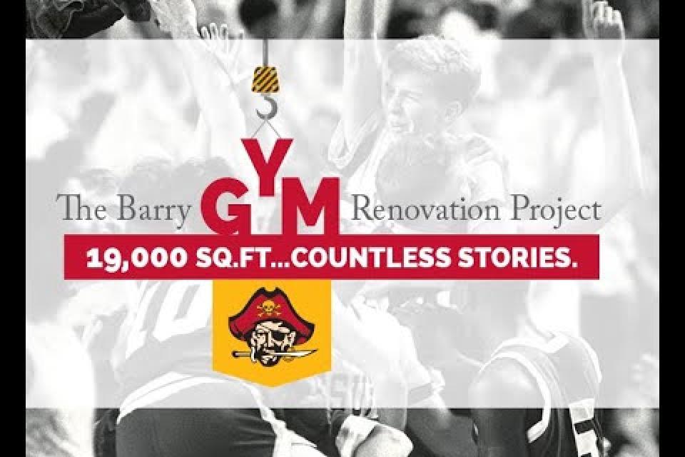 Gym Renovation Campaign